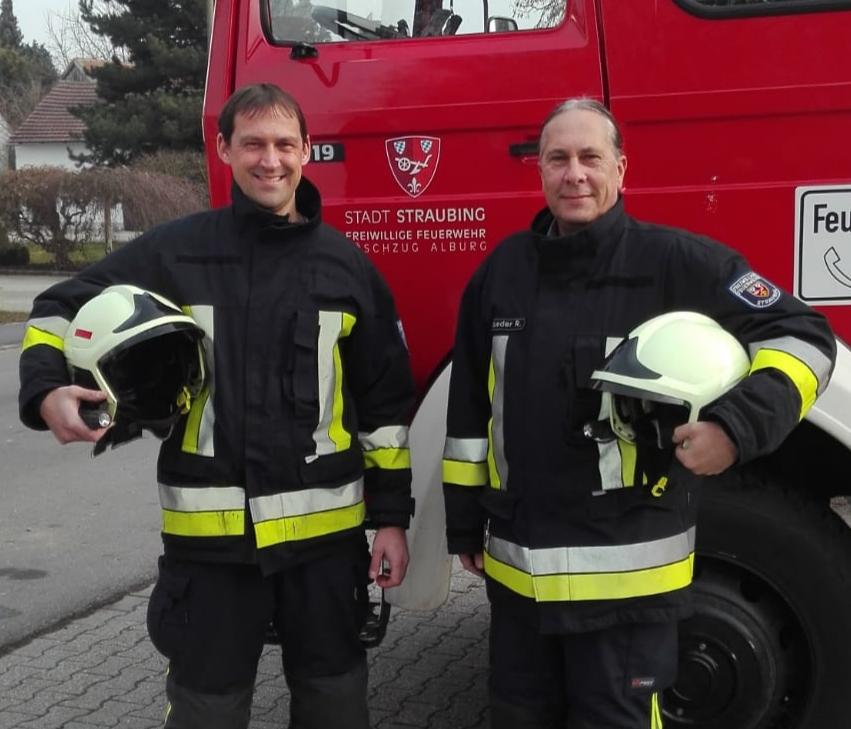LZ Alburg - Feuerwehrgerätehaus