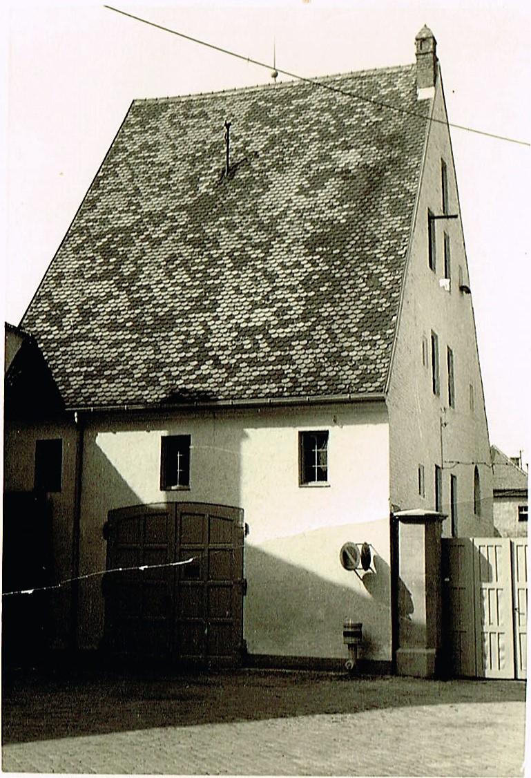 Erste Feuerwache / Steigerhaus
