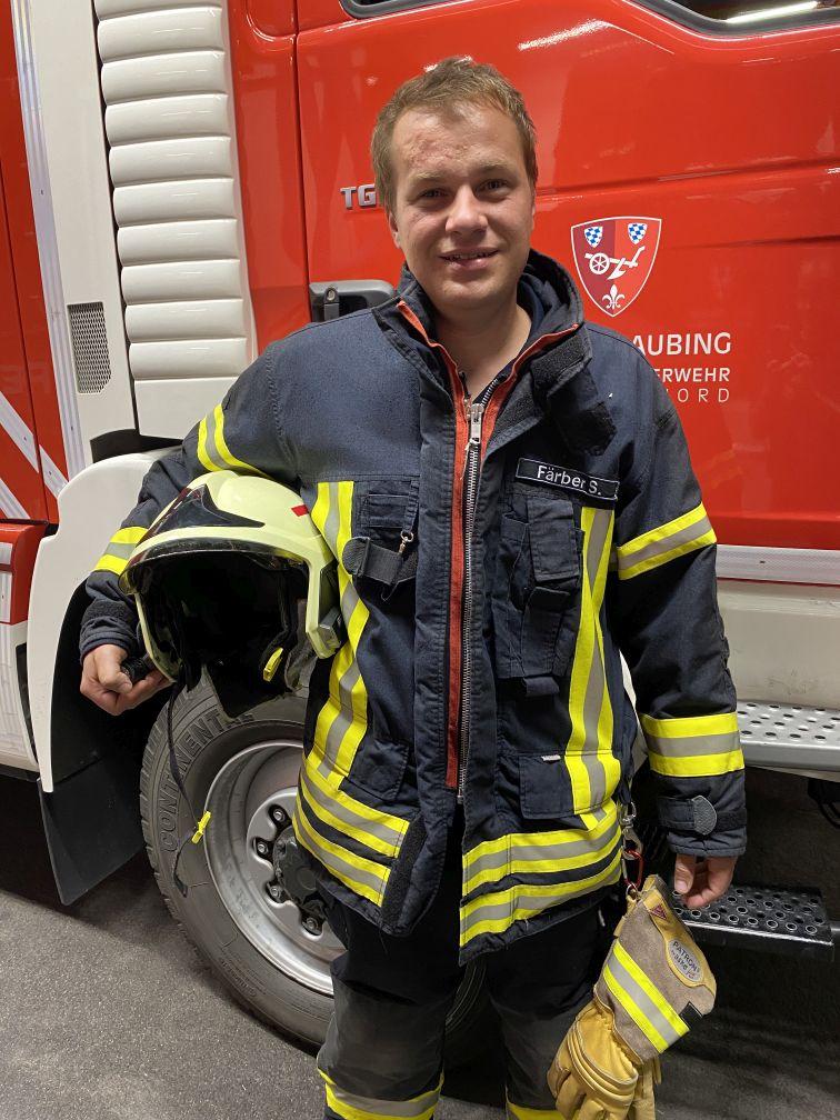 Fachbereichsleiter Stefan Färber